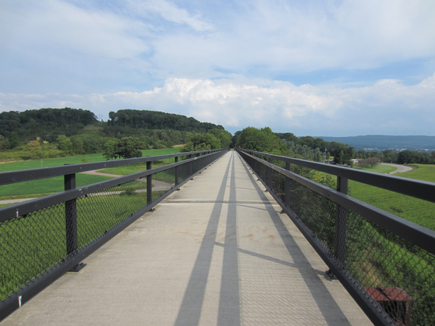 salisbury viaduct GAP bike trail